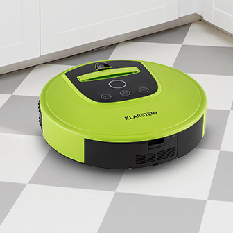 Robotic vacuum cleaners