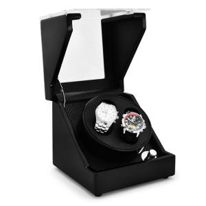 CA1PM Watch Winder Display Case for 2 Watches