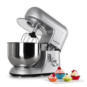 Bella Argentea Kitchen Machine Stand Mixer 1200W 1.6 HP 5 Litre Silver