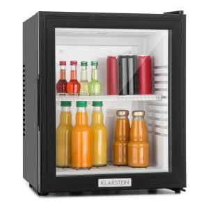 MKS-12 Mini Bar fridge - 24 Litre Black