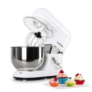 Bella Bianca Kitchen Machine Stand Mixer 1200W 5 Litre White
