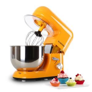 Bella Orangina Kitchen Machine Stand Mixer 1200W 5 Litre Orange