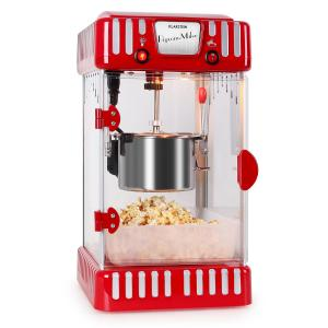 Volcano 300W Movie Night Popcorn Machine Stainless Steel