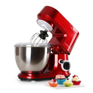 Carina Rossa Stand Mixer 800W 1.1 HP 4 Litre Red