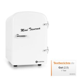 Mini Taverna Portable Cooler 4L Cool Box - White