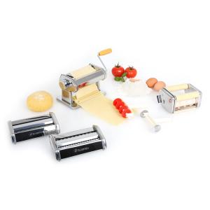 Classic Pasta Maker w/ 3 Machine Attachments
