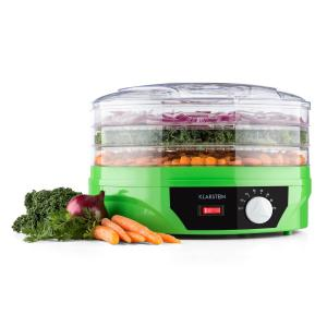 Sunfruit Dehydrator Dryer 260W Thermostat Green