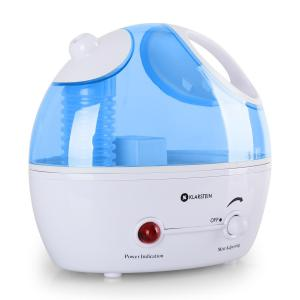 Belleville Humidificateur d'air 25W 1,4L -bleu
