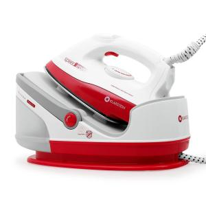 Speed Iron Steam Iron 2400W 1.7 Litre - Red