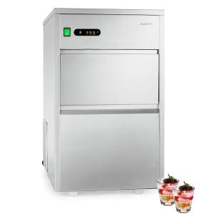 ICE3-Powericer-XXL Industrial Ice Machine 240W 25kg stainless steel