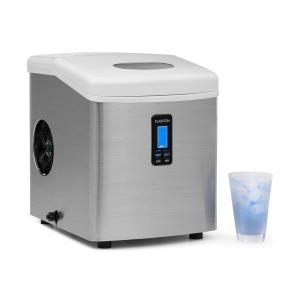 Mr. Silver Frost Ice Maker 150W Stainless Steel