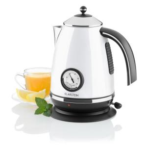 AquaVita Chalet Electric Kettle 1.7L 2200W White