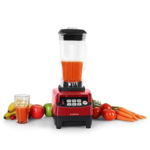 Herakles-5G Standmixer Blender Smoothie Mixer 1500W 2,0 PS 2L rot