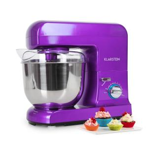 Gracia Viola Stand Mixer 1000W 1.3 HP Purple