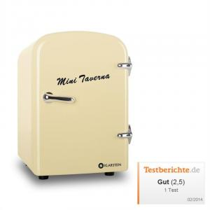 Mini Taverna Nevera 4L crema