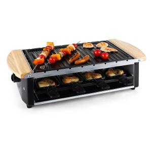 Raclette 8 personas 1200 W