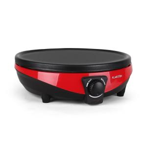 Madame & Monsieur Crepe Maker 1000W 30cm Red