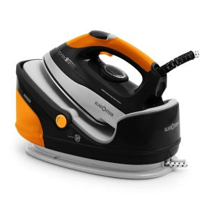 Speed Iron 2400W Ironing Steam Station 1.7L Orange