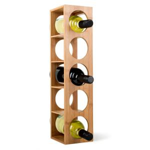 Rack No. 3 Bamboo Wine Rack Stackable