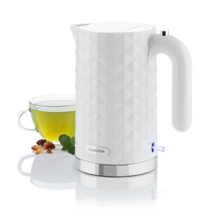 Granada Bianca Electric Kettle 1.7L 2200W White
