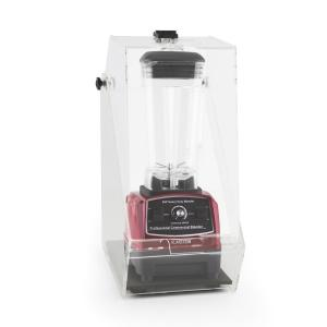 Herakles 2G Standmixer Rot mit Cover 1200W 1,6 PS 2 Liter BPA-frei