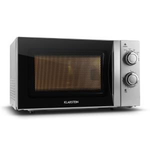 myWave Microwave Oven 20L 700W Timer Silver