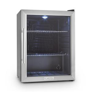 Beersafe XL compact fridge 65 litre class b glass door