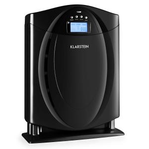 Grenoble Air Purifier with 4-in-1 Filter Black