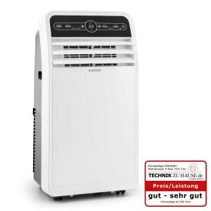 Metrobreeze 9 New York City mobile Klimaanlage 2,65 kW 9000 BTU/h Timer weiß