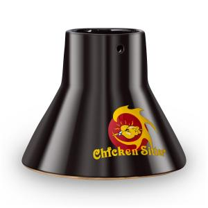 Chicken Sitter Roaster Grill Accessory Ceramic