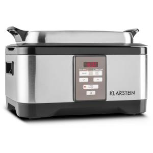 Tastemaker Sous-Vide Slow Cooker 6L 550W Stainless Steel Silver