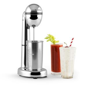 van Damme Drink Mixer Shaker 100W 450ml Stainless Steel Cocktail Shaker Silver