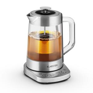 Assam Express Electric Kettle Tea Maker 1.5 Litre 1500W Stainless Steel Tea Strainer