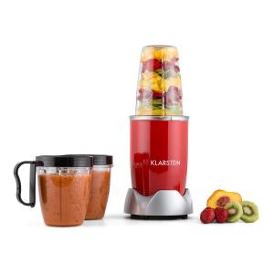 NutriRocket Mixer Smoothiemaker Multifunktionsgerät 10-tlg. 700W rot
