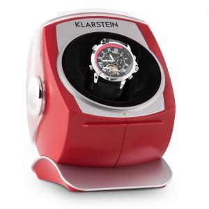 Senna Automatic Watch Winder Right-Left Run Red