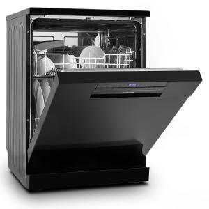 Amazonia 60 Dishwasher A++ 1850W 12 Place Settings 49 dB Black