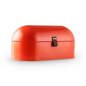 Ciabatta Rossa 2 Breadbox 14.5 L Retro Red