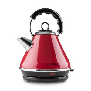 Charlotte II Cordless Electric Tea Kettle 1.7L 2200W Red