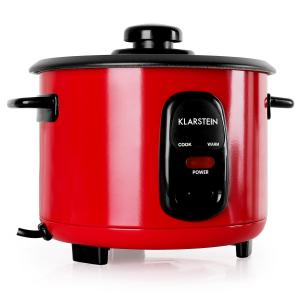 Osaka 1 Electric Rice Cooker 1L Keep Warm Function Red
