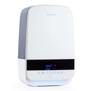 Nibelheim Ultrasonic Humidifier Ioniser 5.6l UV White