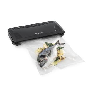 FoodLocker Slim Vacuum Sealer 130W Double-Welded Anthracite