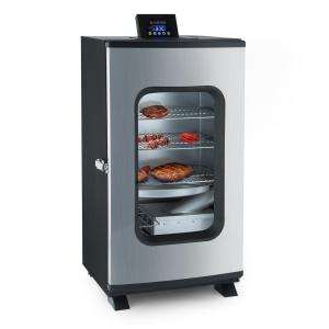 Flintstone Smoker Electric 650 W black