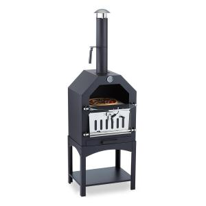 Pizzaiolo Pizza Oven Grill Smoker Steel Pizza Stone
