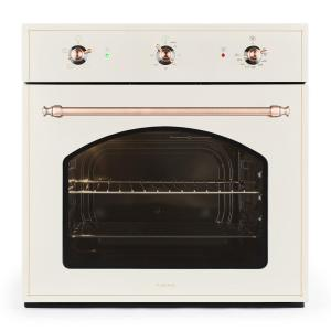 Vilhelmine Oven 55 l Installed Energy Efficiency Class A Ivory