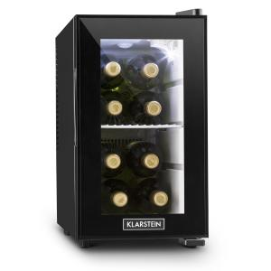Beer Locker S Mini Refrigerator 21 Liter Class A+ black
