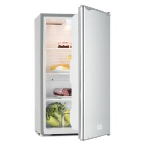 Beerkeeper Refrigerator 92 l Energy Efficiency Class A + 3 Levels Silver