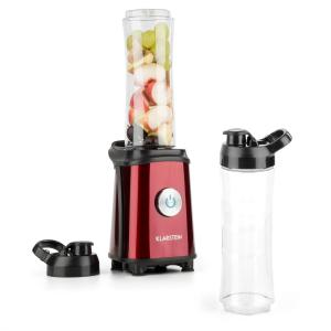 Tuttifrutti Mini-Mixer 350 W 800 ml  cuchillas en cruz sin BPA  rojo