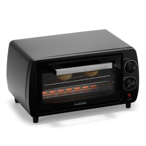 Minibreak Mini Oven 11l 800W 60min Timer 250° C Black