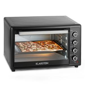 Masterchef XL Electric Oven 100L 2700W stainless steel black