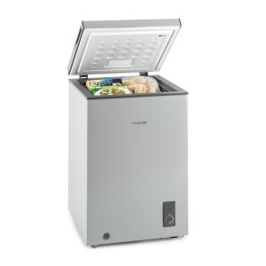 Iceblokk Freezer Chest Freezer Compartment 100 L 75 W A + Grey